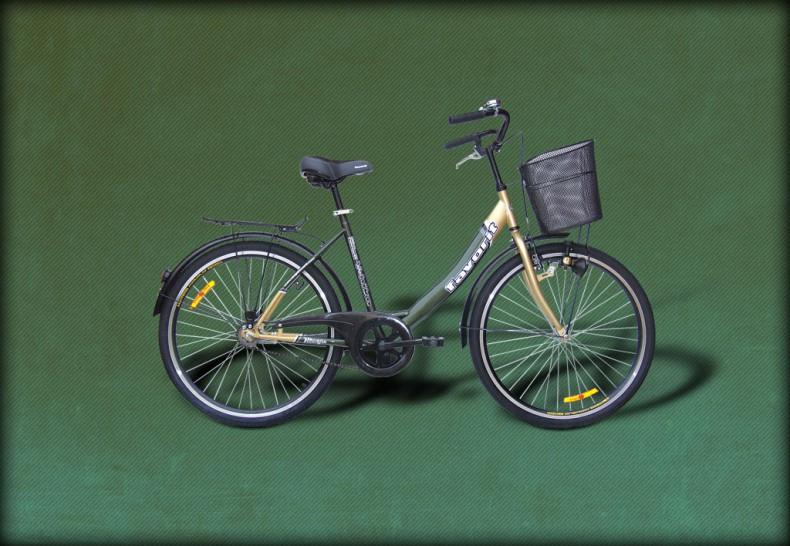 Biciklom umesto autom