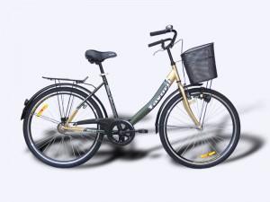 gradski bicikl Favorit MTB V BIKE 26LUX plavi