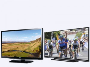 LED televizori Samsung UE 32H4000 i Sharp LC 32LD165E