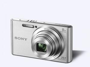 foto aparat Sony DSCW 830S