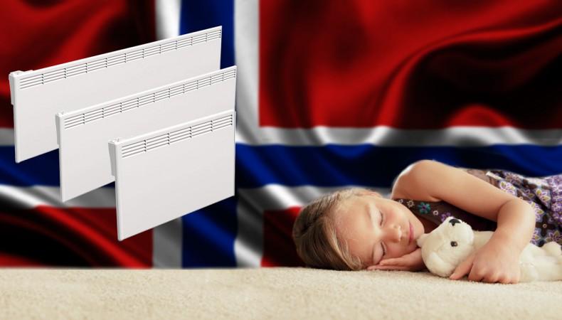 Uštedite na struji i prostoru uz norveške radijatore