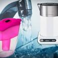 Bokali za filtriranje vode kakva je voda koju pijete