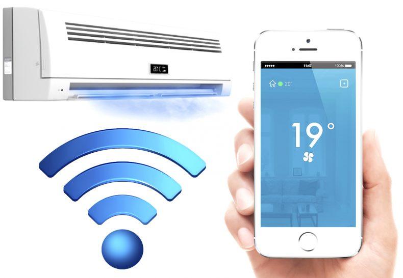 wi-fi klima uredaji