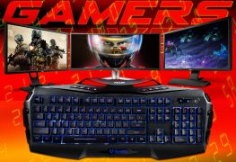 Gaming tastature