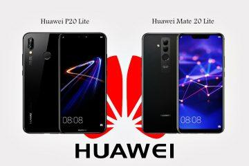 Huawei mobilni telefoni
